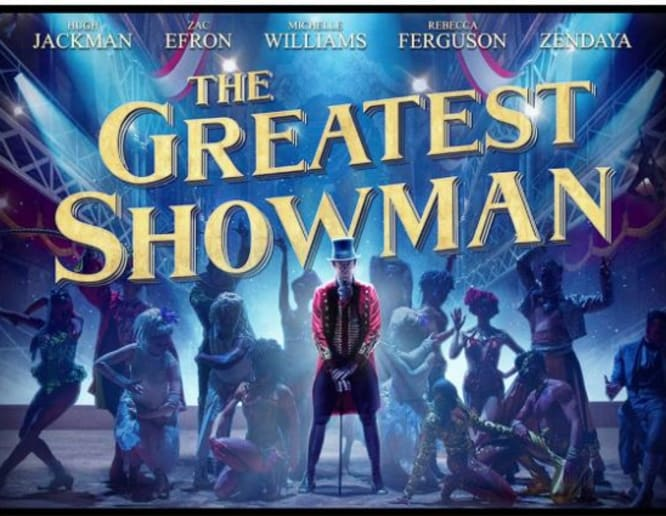 The Greatest Showman - Outdoor Cinema