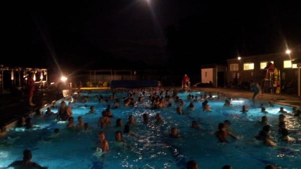 Midnight Swim