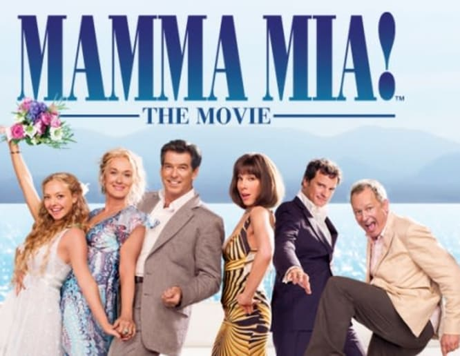 Mamma Mia - Outdoor Cinema