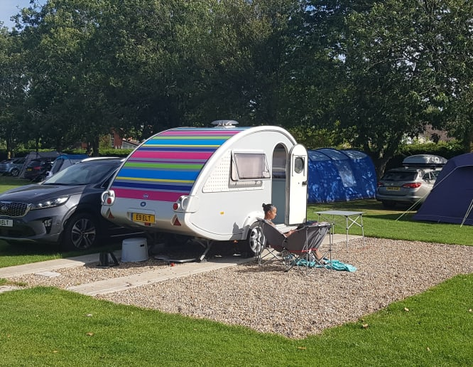 Caravans & Camping Price List